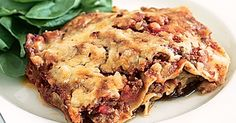 Eggplants are full of healthy vitamins and minerals. This beef lasagne incorporates their delicious flavour to create a hearty winter meal. Beef Lasagne, Lasagne Recipes, Mince Recipes, Beef Recipes, Savoury Recipes, Pasta Recipes, Recipies, Lasagna Recipe Allrecipes, Christine's Recipe