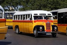Malta Bus, Commercial Vehicle, Public Transport, Buses, Transportation, Old Things, Trucks, Vehicles, Busses
