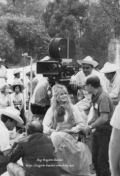 Brigitte Bardot : Photographies rares...