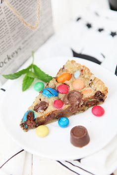 Chewy chocolate bars