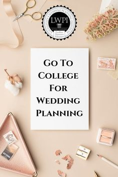 Go to college for wedding and event planning and train to be one of the best wedding planners through Lovegevity's Wedding and Event Planner Program!