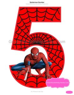 Spiderman Decoraciones | Super Hero Lovers | Piñata hombre ...