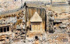 وادي قارون / القدس / قبر النبي زكريا