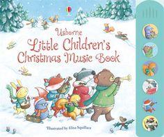 Usborne Little Children's Christmas Music Book. £12.99