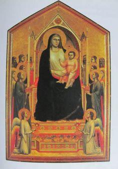 O pintor italiano Giotto di Bondone(1266-1337)  fugiu às imposições e hierarquias rígidas desenvolvidas pelos pintores da Idade Média...http://www.pan-horamarte.com.br/blog/giotto-di-bondone-mudou-as-regras-da-pintura-na-idade-media/