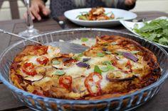 Rahkapizza