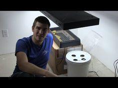 Simple $5 DIY Bucket Hydroponic Setup http://rethinksurvival.com/simple-5-diy-bucket-hydroponic-setup-video/