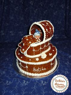 Keresztelői mózes Communion, Birthday Candles, Gingerbread, Food And Drink, Birthday Cakes, Ginger Beard, Community