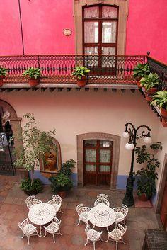 Queretaro, Mexico- La casa de mis suenos