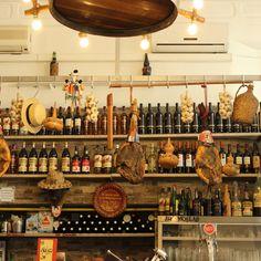 Check out this list: Best Secret Restaurants in Lisbon