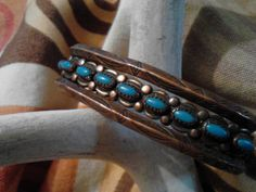 Gorgeous Handcrafted Antique Native American by SpiralHawkStudio, $45.00