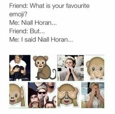 Why r u so adorable Niall.... Whyyyy??? Love u so much...