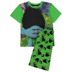 Boys Trolls Branch Pyjamas