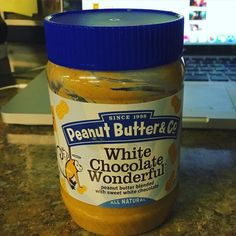 This is heaven in a jar! Favorite peanut butter. Great weight gainer. This doesn't last long around me ever. I'm like a crackhead with this stuff. #cresultsfitness #peanutbutter #gains #fit #fitness #fitspo #love #foodie #numnum #eatclean #personaltrainer #success #truth #motivation #shredded #lifestyle #bodybuilding #trouble #workout #workflow #instamood