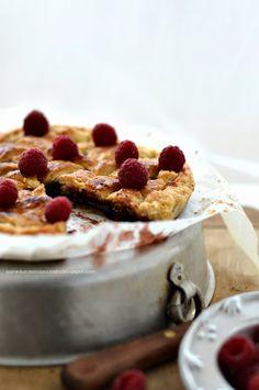 PANEDOLCEALCIOCCOLATO: Raspberries Pie