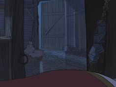 Living Lines Library: One Hundred and One Dalmatians (1961) - Final Backgrounds