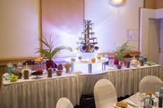 If you have plans to hold a party or special event, then you might be in the middle of arranging your whole event and deciding how you will please your invitees, without having to break your back. A chocolate fountain is a fantastically fun addition to any party and makes more sense than buying a brand new machine just to use for one evening.Using chocolate fountain hire is a cost effective solution, considering that you might also need to save some money, which you can use to extend your… Chocolate Fountain Hire, Chocolate Fountains, Centerpieces, Table Decorations, Chocolate Desserts, Canning, Fall, Middle, Angel
