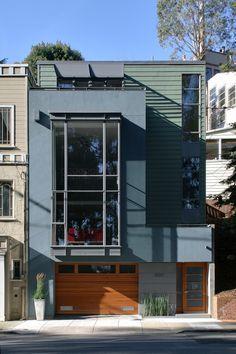 Modern Architecture San Francisco glen park residence in san franciscosasaki associates | modern