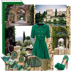 """Drinks at the Manor"" by mama-candy on Polyvore"
