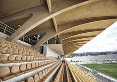 Stadio Artemio Franchi (1930-32) | Pier Luigi Nervi