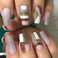 Luxury Nails, Elegant Nails, Gorgeous Nails, Nail Colors, Color Nails, Toe Nails, Nail Designs, Nail Art, Beauty