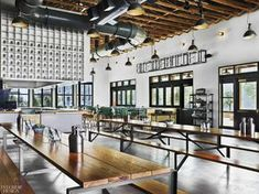 Cavalry Court Hotel by Rottet Studio
