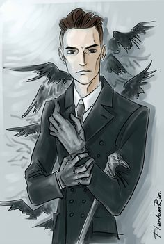 """Kaz (""""Six of Crows"""" by Leigh Bardugo)"""