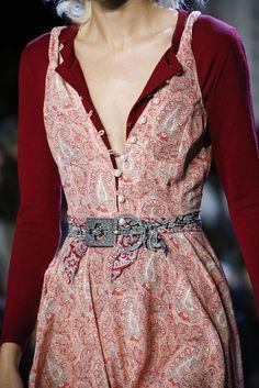 Altuzarra Fall 2016 Ready-to-Wear Collection Photos - Vogue High Street Fashion, Catwalk Fashion, Fashion Line, All Fashion, Fashion Week, Fashion Details, Boho Fashion, Fashion Show, Autumn Fashion