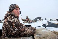 Late season goose hunts are a gamble : Outdoors
