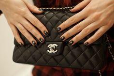 Chanel manicure