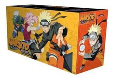 The second Naruto Box Set and the start of the Shippuden part of the story. This set features volumes 28~48 at a substantial savings over buying them individually, along with an exclusive mini-comic containing the pilot story of the series and a full-color, double-sided poster. It''s been more than two years since Naruto left to train with Jiraiya. Much has happened while he has been away, and new threats to the ninja world have emerged. Can Naruto prove his worth and rescue his friend…