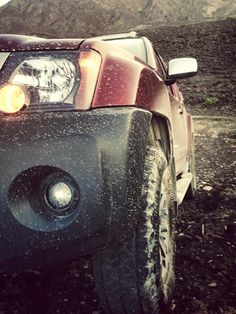 Come on!   Xterra off Road