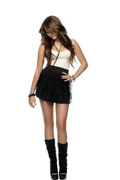 Miley Cyrus outfit <3