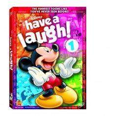 Disney's Have a Laugh Volume 1