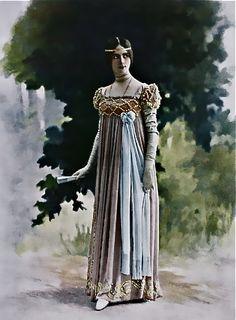 Sanctuaries, Dreams and Shadows: Cleo de Merode, Beauty of le Belle Epoque