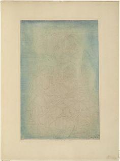 Paul Klee. Sacred Islands (Heilige Inseln). 1926