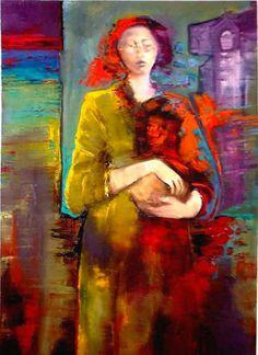 Gina Marrinhas Nasceu em 1950 ,concelho de Águeda, distrito de Aveiro . A sua necessidade de aperfeiçoamento levaram-na até Fundação Calouste Gulbenkian em Aveiro e à Cooperativa Artística Árvores, onde frequentou durante cinco anos, aulas de pintura com o Mestre Alberto Péssimo.