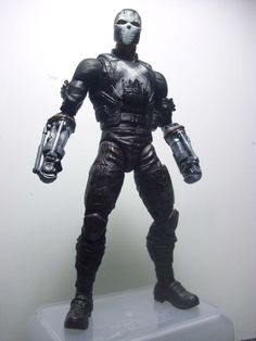 Crossbones Civil War (Marvel Legends) Custom Action Figure