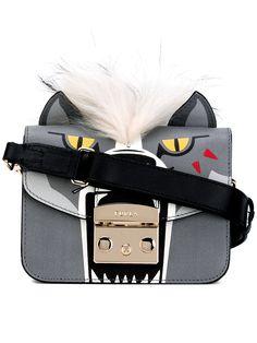 Furla Bolso De Hombro Mini Jungle - Farfetch. Leather Shoulder Bag ... b207c59371ef3