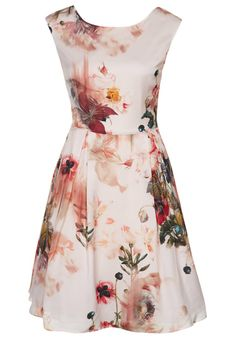 Ted Baker - Cocktailkleid / festliches Kleid - natural
