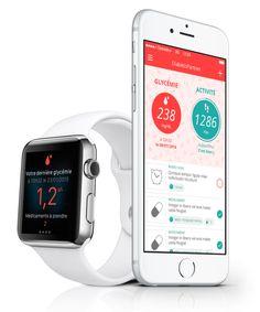 DiabetoPartner, l'application pour diabétiques sur Apple Watch