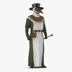 model: Plague Doctor Standing Pose is a high quality, photo real model that will enhance detail and realism to any of your rendering projects. The model has a fully textured, detailed design that . Plauge Doctor, 3ds Max Models, Real Model, Standing Poses, Clothes, Doctors, Tatoos, Characters, Times