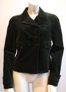 Gucci Stretch Cotton Pea Coat