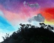 Wild Sunset  http://turningtide.bigcartel.com/