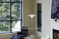 PH 4.5/3.5 Glass Floor Lamp - Google Search