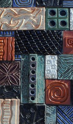 Tile Wall Art from Sanibel-Captiva Arts & Crafts Show