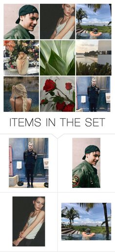 """Moodboard // Bali with Michael"" by jillafred ❤ liked on Polyvore featuring art, 5sos, moodboard, michaelclifford and 5secondsofsummer"