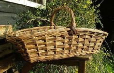 Visit our shop for baskets that are kept in stock at all times.