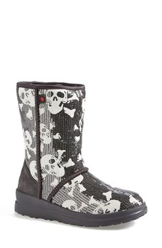 I Heart UGG™ by UGG® Australia 'I Heart Kisses' Short Boot available at #Nordstrom