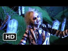 Rainahamsterin leffaruutu: Tapaus Batman. Michael Keatonin neroutta elokuvissa Beetlejuice